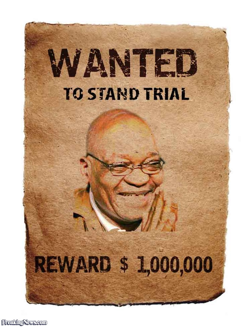 Zuma wanted to stand trial