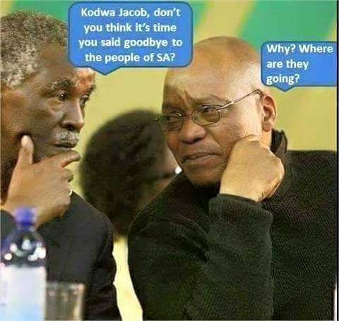 Time for Zuma to say goodbye