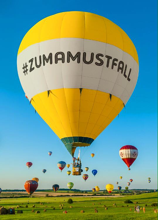 Zuma must Zoom-off