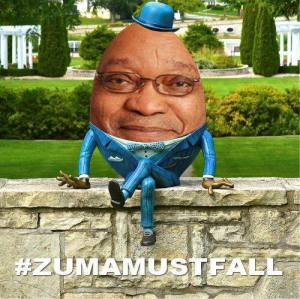 Humptyzuma – Will he fall?