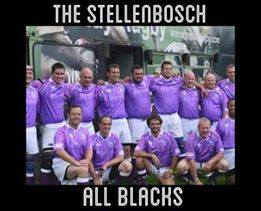 The Stellenbosch All Blacks