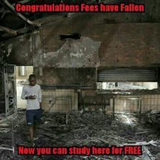 Study for Free in South Africa #FeesMustFall