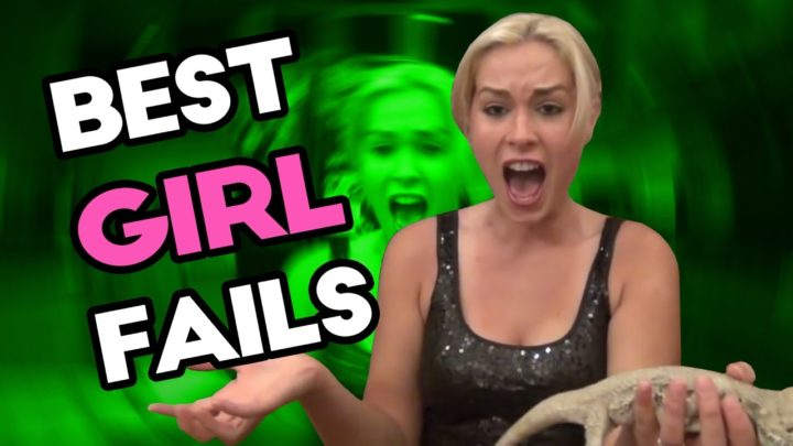 Best GIRL Fails of November 2016 | Funny Fail Compilation