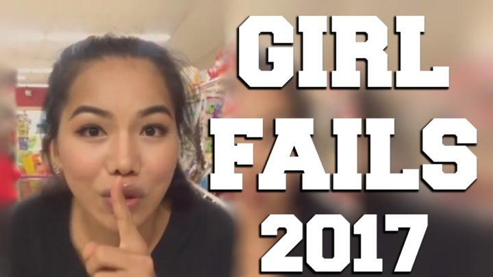 Best Girl Fails 2017 | Funny Fail Compilation || FailGag