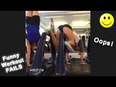 Ultimate Workout Fails | Funny Gym Fail Compilation 2017