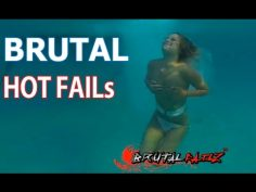 Brutal Fails – HOT GIRLS FAIL compilation 2017