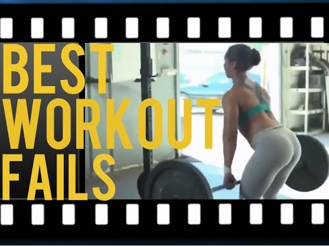 Best Workout Fail Compilation Ever: Epic Weight Lifting Fails – Complete!  |  FAILS TAKE 2!