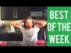 Funny girl fail and other fails. The best fails. July. Week 1.