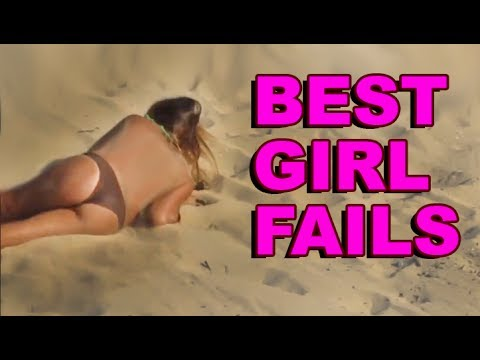 The Best Girl Fails of the Month (June 2017) | Funny Fail Compilation