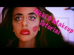 Makeup Tutorial Fail, HILARIOUS!!!