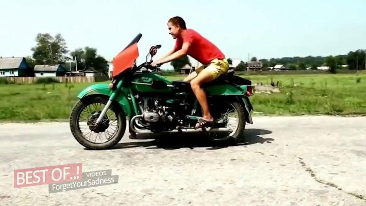 BEST OF SIDECAR FAIL COMPILATION | Funny Fail Videos 2017
