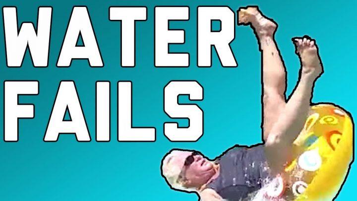 Slippery When Wet!: Funny Water Fails || FailArmy