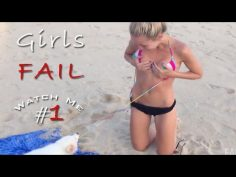 Funny Girl FAILS | Funny Videos 2015 Girl Fail Compilation #1