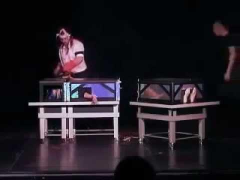 Magician Show Fail (Performer Dead)