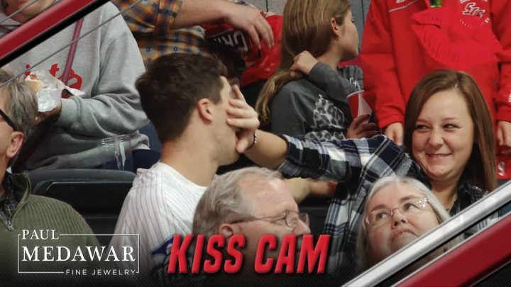 Kiss Cam Compilation – Fails, Wins, and Bloopers