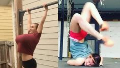 TOP 25 FEMALE GYM FAIL – People Are Stupid & Funny 2017!