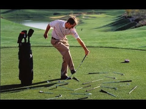 Golf Funny Fails Compilation #6