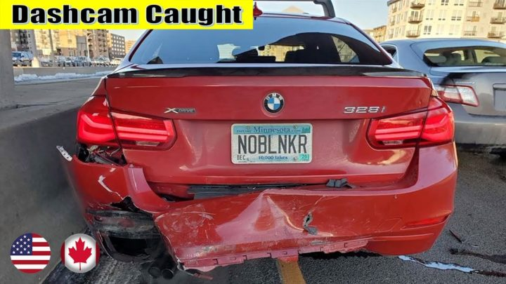 Ultimate North American Cars Driving Fails Compilation – 154 [Dash Cam Caught Video]