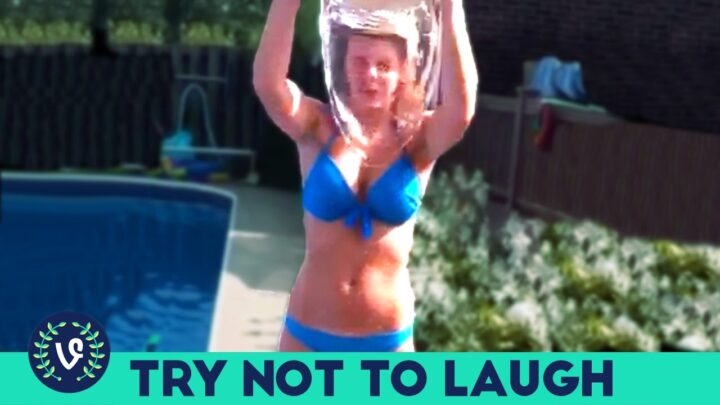 TRY NOT TO LAUGH OR GRIN Watching Funny Fails Compilation 2017