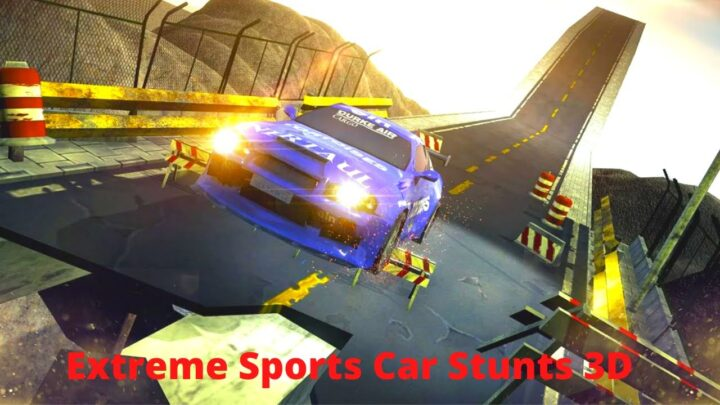 Extreme Sports Car Stunts 3D – Impossible Stunt Car Tracks 3D – Overview, Best Android Gameplay HD