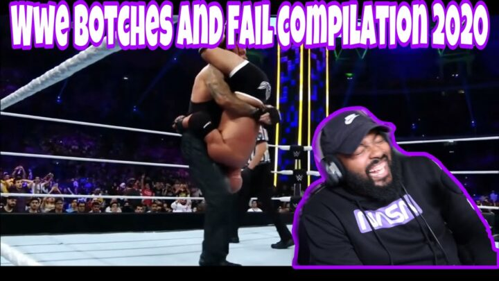 WWE Botches and Fails Compilation 2020 (Funny Moments) (Reaction)