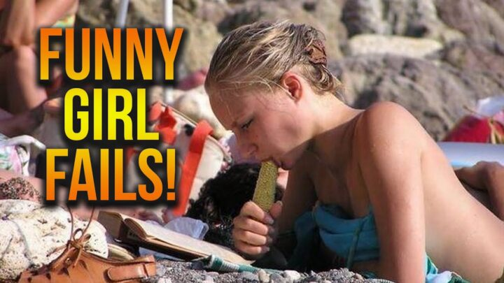 Funny Girl Fails 2020 | The Ultimate Drunk & Girls Fail Compilation | Funny Animal Videos
