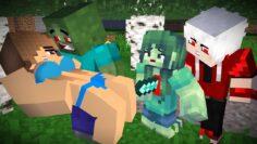 monster school : Life of Zombie Boy & Zombie Girl  Fail love  # 2