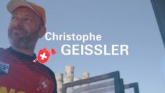 Get to know… Christophe Geissler