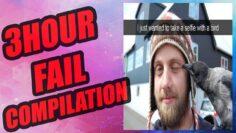 3 Hour Fail Compilation || Funniest Fails || 2019