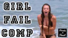 Girl Fail Compilation Pt:1