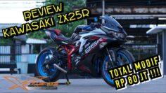 REVIEW KAWASAKI ZX25R  HEDON YANG MODIF SAMPE 80JT!!! GAK NGOTAK!!! – Xtreme Motor Sport Jakarta