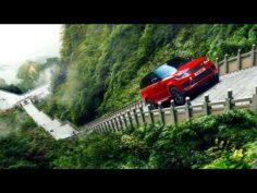 Range Rover Sport EXTREME Climb 999 Steps | Dragon Challenge