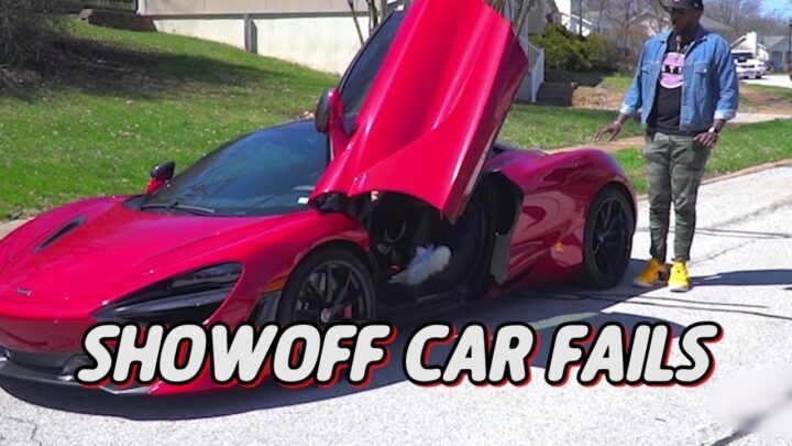 Showoff Car Fails Compilation || Funny Videos