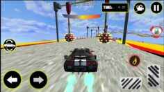 Extreme City GT Car Stunts – Android Gameplay #8 – Sports Car Crazy Stunts Games