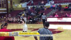 Tennessee girls' basketball teams caught trying to fail