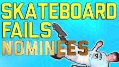 Skateboard Fail Nominees: Hall of Fame (Aug 2017)   FailArmy