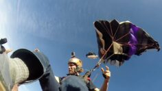 GoPro: Parachute Fail with Andy Lewis