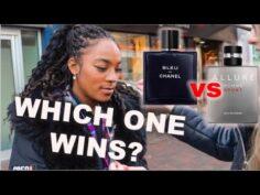 BLEU DE CHANEL vs ALLURE HOMME SPORT EAU EXTREME   fragrance battle  women's reactions