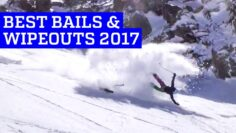 Best Wipeouts & Bails of 2017!